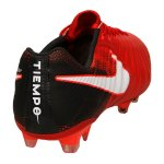 Nike Tiempo Legend VII FG Rot Weiss F616 - rot