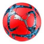 PUMA FUTURE Flash Trainingsball Rot Schwarz F01 - rot