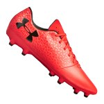 Under Armour Magnetico Select FG Rot F600 - rot