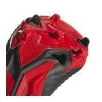 adidas Predator 18+ FG J Kids Schwarz Rot - schwarz