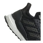 adidas Solar Boost Running Damen Schwarz Grau - schwarz