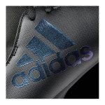 adidas X 17.3 FG Schwarz - schwarz