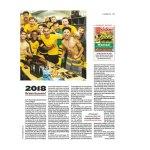 kicker Ausgabe 002/2019 vom 31.12.2018 - schwarz