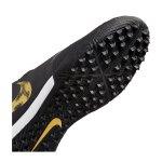 Nike Phantom Venom Academy TF Schwarz F077 - schwarz