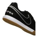 Nike Tiempo X Proximo TC IC Schwarz F001 - schwarz
