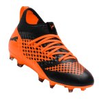 PUMA FUTURE 2.3 NETFIT FG/AG Kids Orange F02 - schwarz