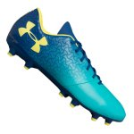 Under Armour Magnetico Select FG Türkis F300 - tuerkis