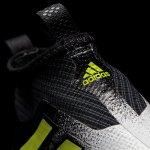 adidas ACE 17+ Purecontrol FG J Kids Weiss Gelb - weiss