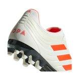 adidas COPA 19.3 AG Weiss Rot - Weiss