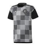 adidas DFB Deutschland Prematch Shirt Weiss - Weiss
