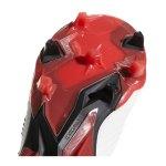 adidas Predator 18.1 FG Weiss Rot - weiss