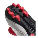 adidas Predator 18.3 AG Weiss Rot - weiss