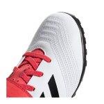 adidas Predator Tango 18.4 TF Kids H&L Weiss - Weiss