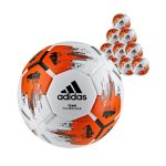 adidas Team Topreplique 50xFußball Weiss Orange - weiss