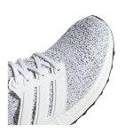 adidas Ultra Boost Runnining Damen Weiss Grau - weiss