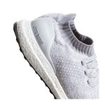 adidas Ultra Boost Uncaged Running Damen Weiss - weiss