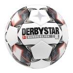 Derbystar Bundesliga Player Special Fussball Weiss F123 - weiss