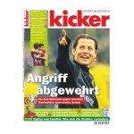 kicker Ausgabe 024/2015 vom 16.03.2015 - weiss