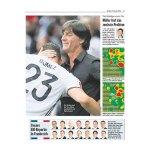 kicker Ausgabe 051/2016 vom 23.06.2016 - weiss