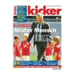 kicker Ausgabe 058/2016 vom 18.07.2016 - weiss