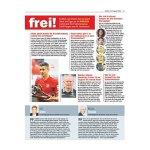 kicker Ausgabe 069/2016 vom 25.08.2016 - weiss