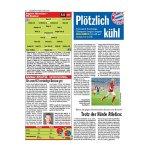 kicker Ausgabe 075/2016 vom 15.09.2016 - weiss