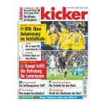 kicker Ausgabe 089/2016 vom 03.11.2016 - weiss