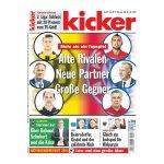 kicker Ausgabe 093/2016 vom 17.11.2016 - weiss