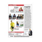kicker Ausgabe 094/2016 vom 21.11.2016 - weiss