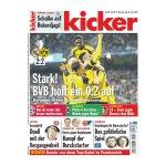 kicker Ausgabe 099/2016 vom 08.12.2016 - weiss