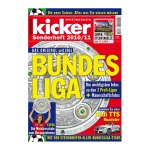 kicker Sonderheft Bundesliga 2010/11 - weiss