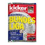 kicker Sonderheft Bundesliga 2012/13 - weiss