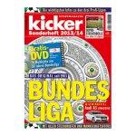 kicker Sonderheft Bundesliga 2013/14 - weiss