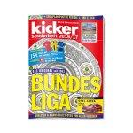 kicker Sonderheft Bundesliga 2016/17 - weiss