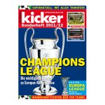 kicker Sonderheft Champions League 2011/12 - weiss