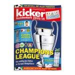 kicker Sonderheft Champions League 2015/16 - weiss