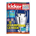 kicker Sonderheft Champions League 2016/17 - weiss