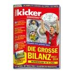 kicker Sonderheft Die große Bilanz Finale 17/18 - weiss