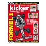 kicker Sonderheft Formel 1 2009 - weiss