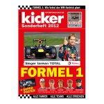 kicker Sonderheft Formel 1 2012 - weiss