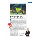 kicker Typen & Triumphe Braunschweig - weiss