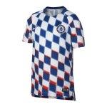 Nike FC Chelsea London Dry Squad T-Shirt Kids F100 - weiss