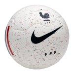 Nike Frankreich Fussball Weiss F100 - weiss