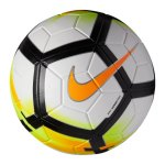 Nike Magia Trainingsball Weiss F100 - weiss