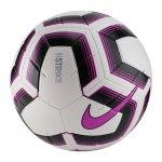 Nike Strike Team Trainingsball Weiss F100 - weiss