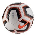Nike Strike Team Trainingsball Weiss F101 - weiss