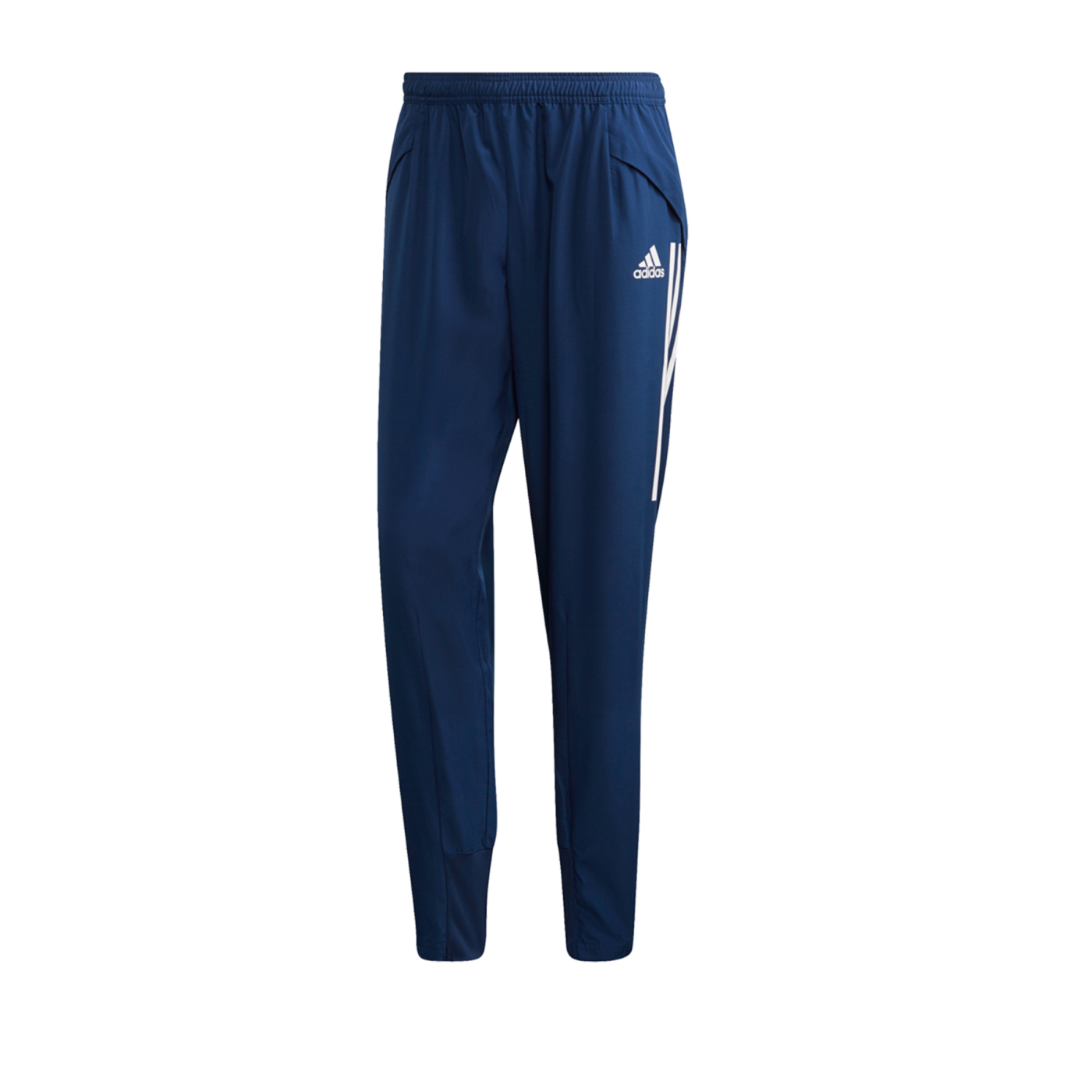 adidas Condivo 20 Präsentationshose Blau Weiss - blau