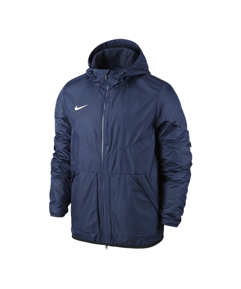 Nike Outerwear Team Fall Jacket Jacke Blau F451 - blau