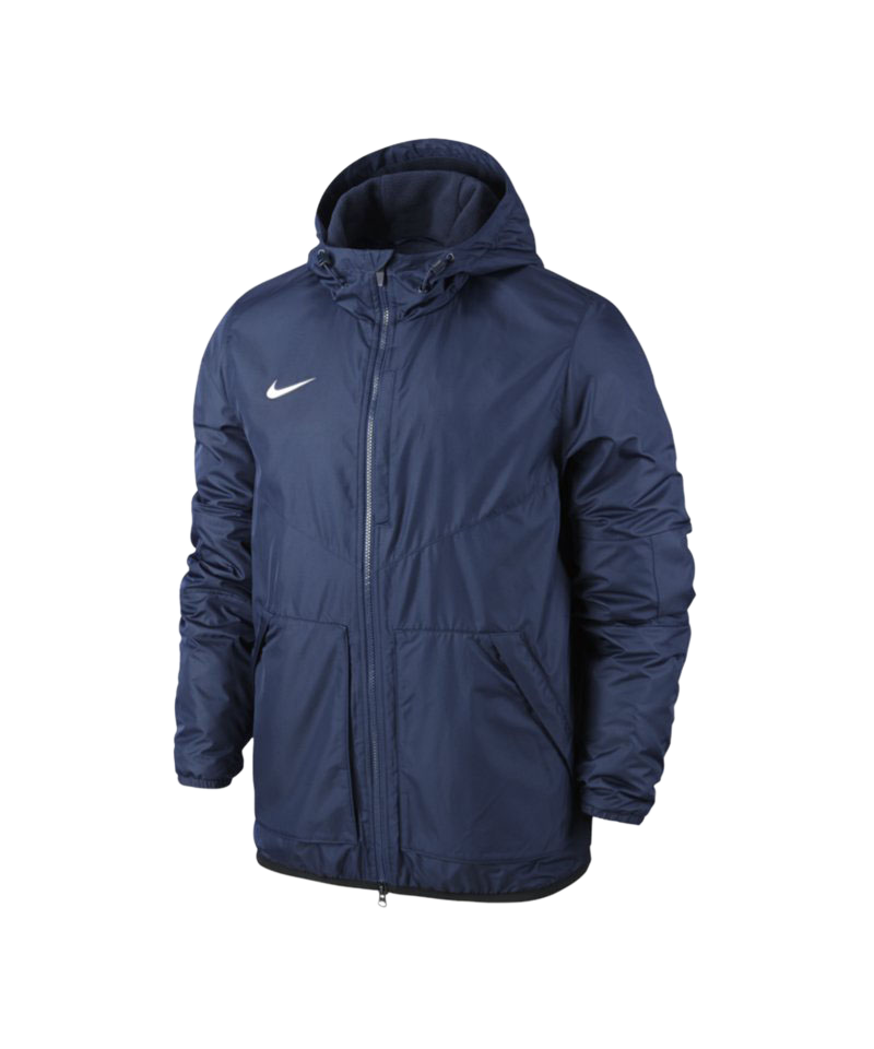Nike Outerwear Team Fall Jacket Jacke Kids F451 - blau