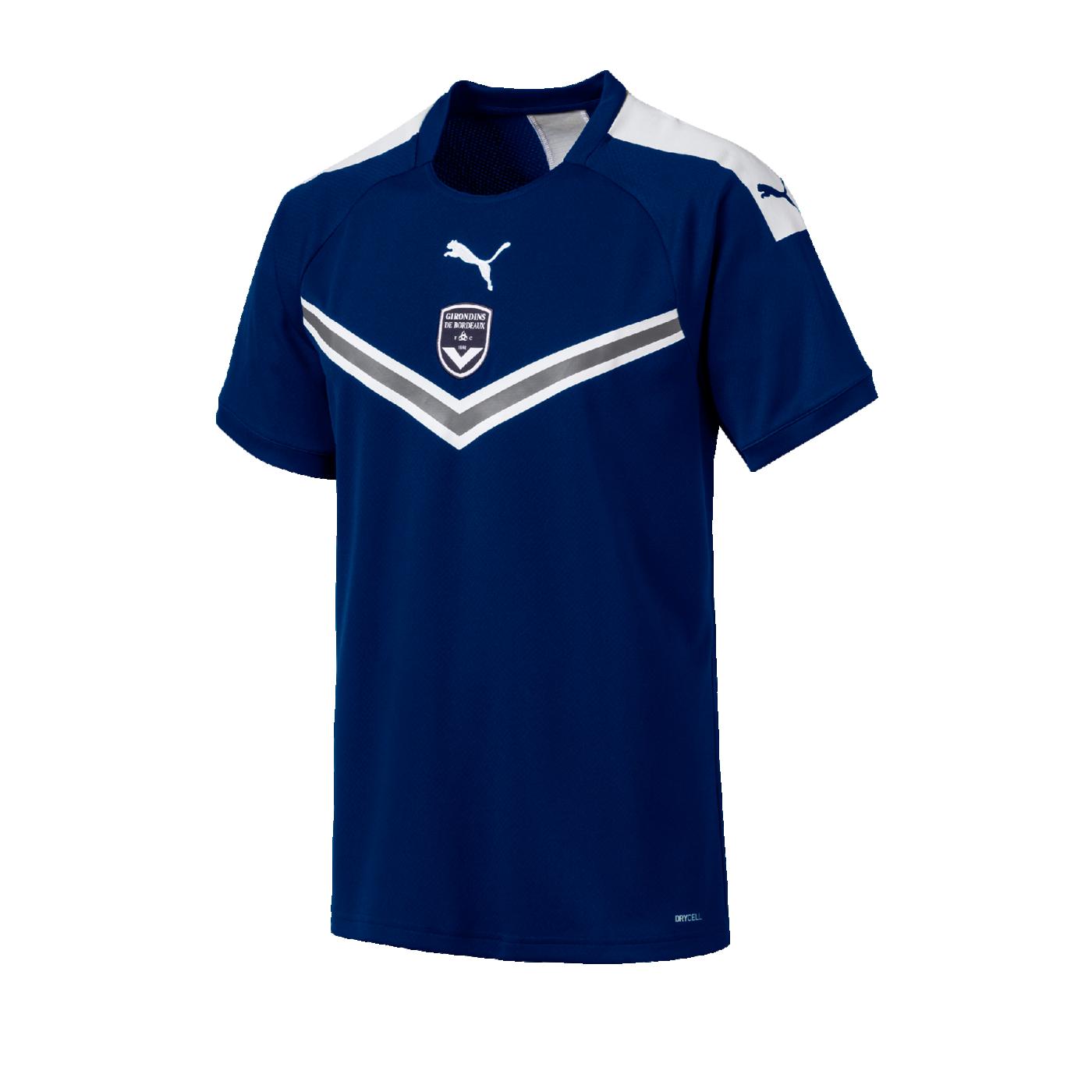 PUMA FC Girondins de Bordeaux Trikot H 2019/20 F01 - Blau